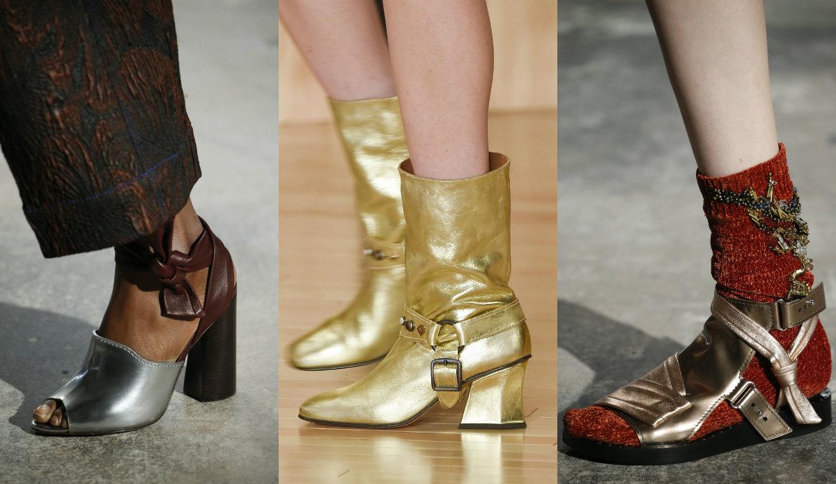 Модная обувь 2016: обувь на Неделе моды в Нью-Йорке