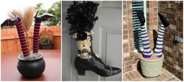 Декор на Хэллоуин: веселые идеи для праздника, которые легко повторить дома - фото №3
