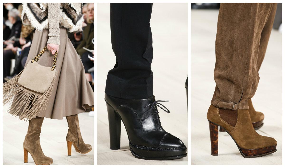 Неделя моды в Нью Йорке Ральф Лорен