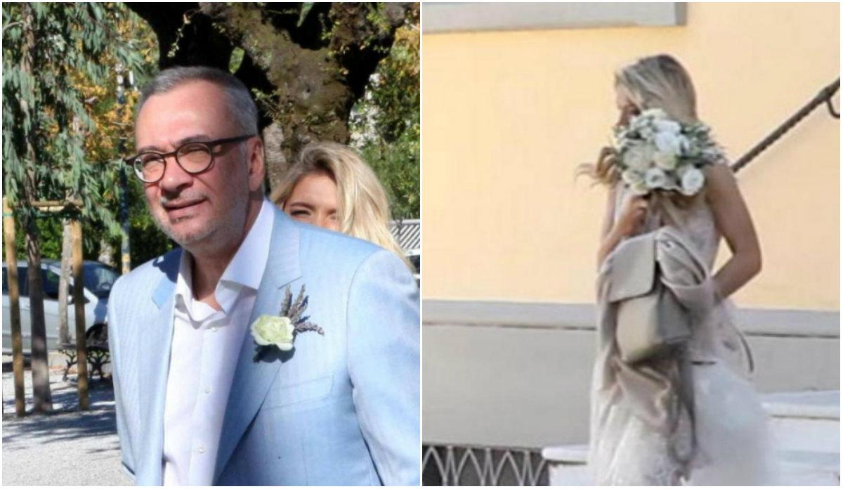 Свадьба Веры Брежневой и Константина Меладзе