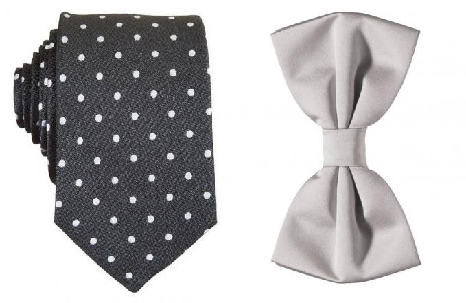 Советы Андре Тана: какой длины должен быть галстук фото