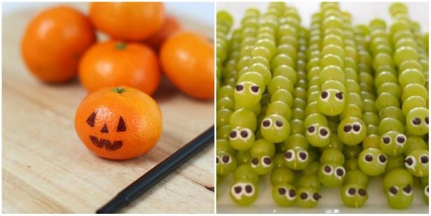 Под страхом голода: блюда на Хэллоуин, оформленные в стиле праздника - фото №2