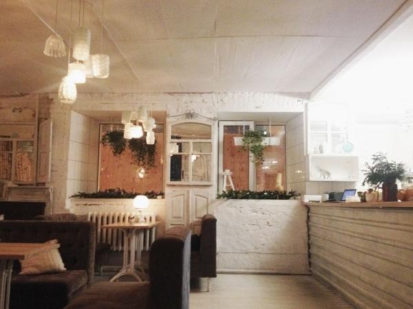 кафе Камбек everyday cafe фото
