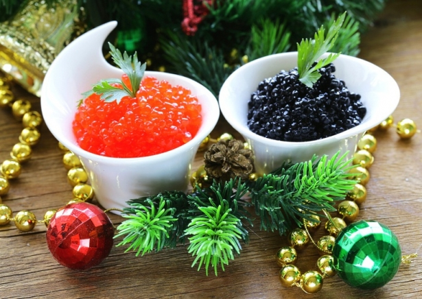 блюда на новогоднем столе 2018