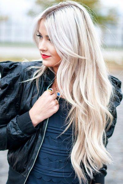 Идеи стрижек для длинных волос - фото №2