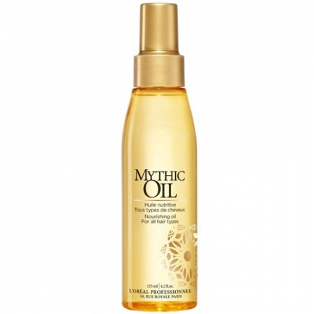 спрей масло для волос