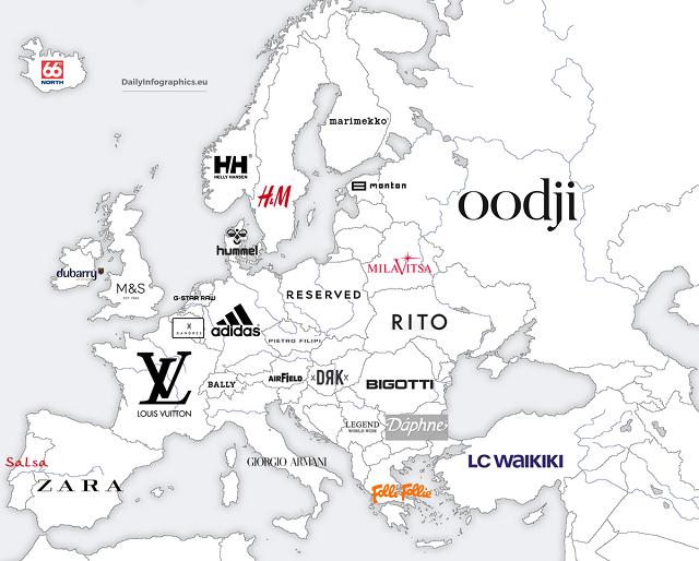 Украинский трикотажный бренд RITO вошел в список самых популярных брендов Европы