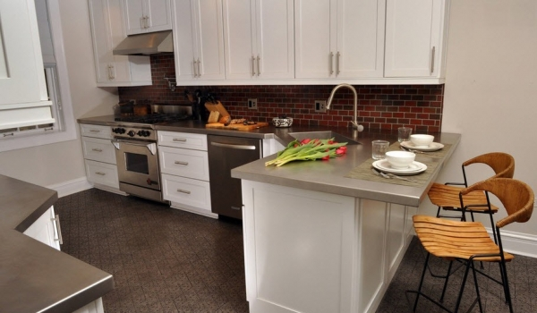 дизайн кухни в доме фото