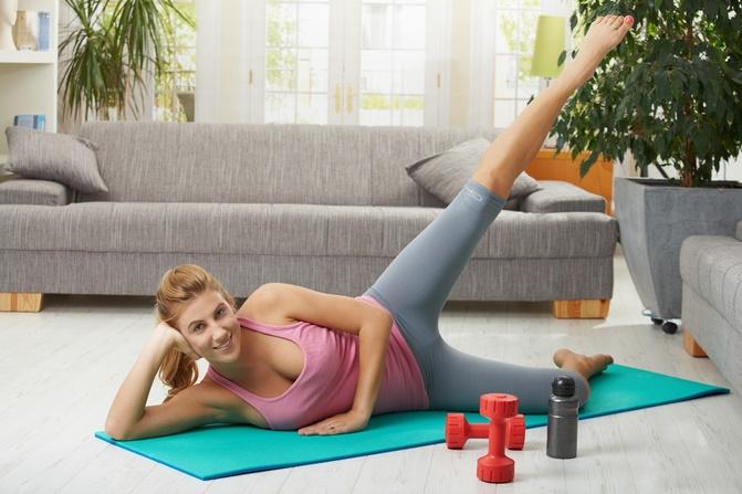 эффективность домашнего фитнеса