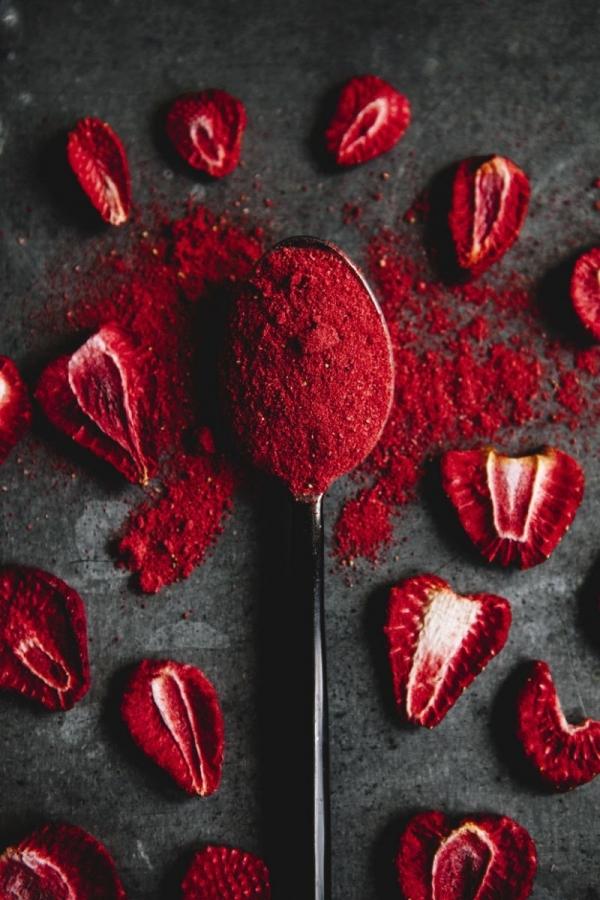 клубничная творожная пасха рецепт