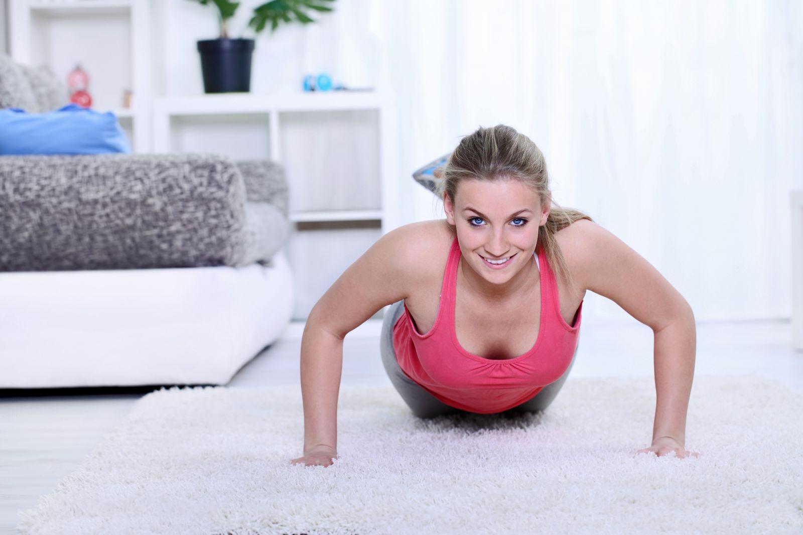 Как укрепить мышцы груди - фото №2