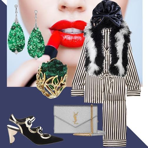 Как одеться на новогоднюю вечеринку: 5 сумасшедших образов