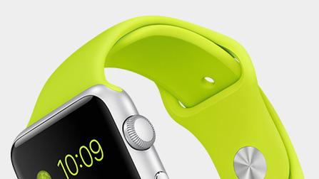 Корпорация Apple представила iPhone 6 и умные часы - фото №16