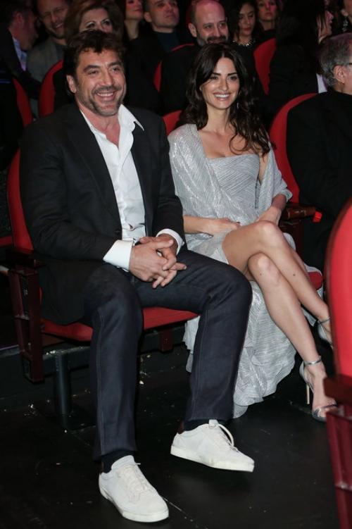 Пенелопа Крус с мужем