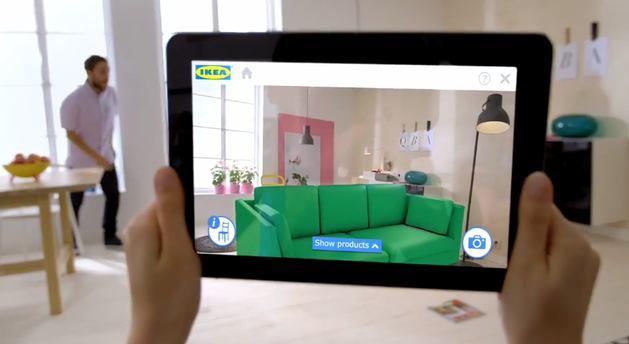 Какие мобильные приложения помогут оформить интерьер - фото №1