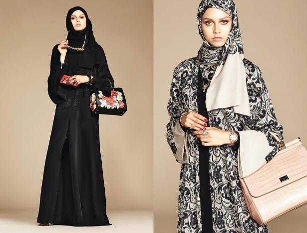 Dolce & Gabbana хиджабы