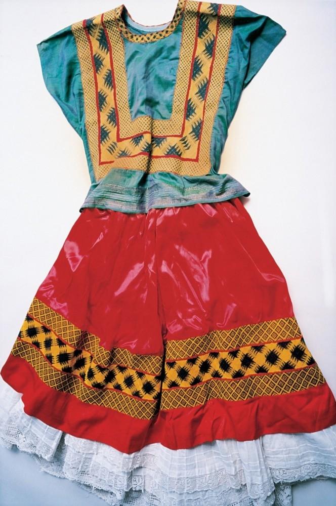 Как одевалась Фрида Кало: платья и гардероб художницы