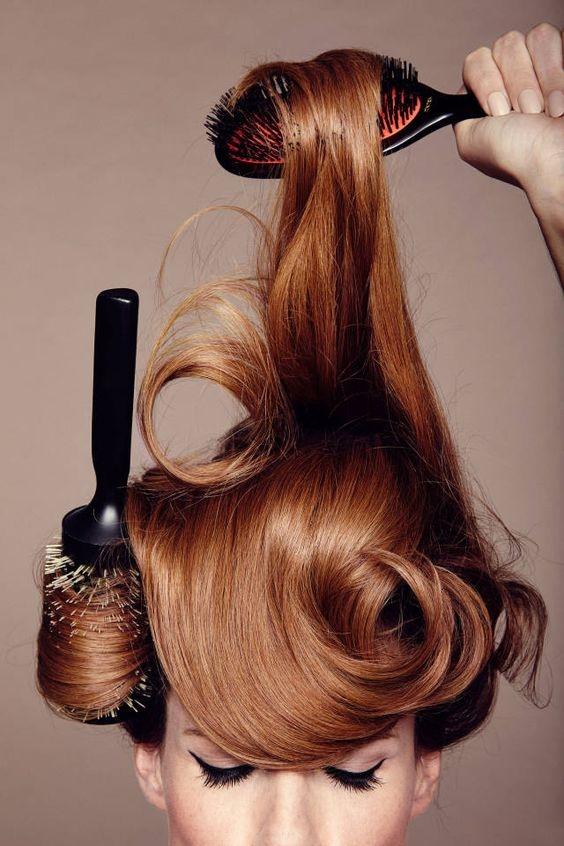 Выпадение волос и сосуды головного мозга