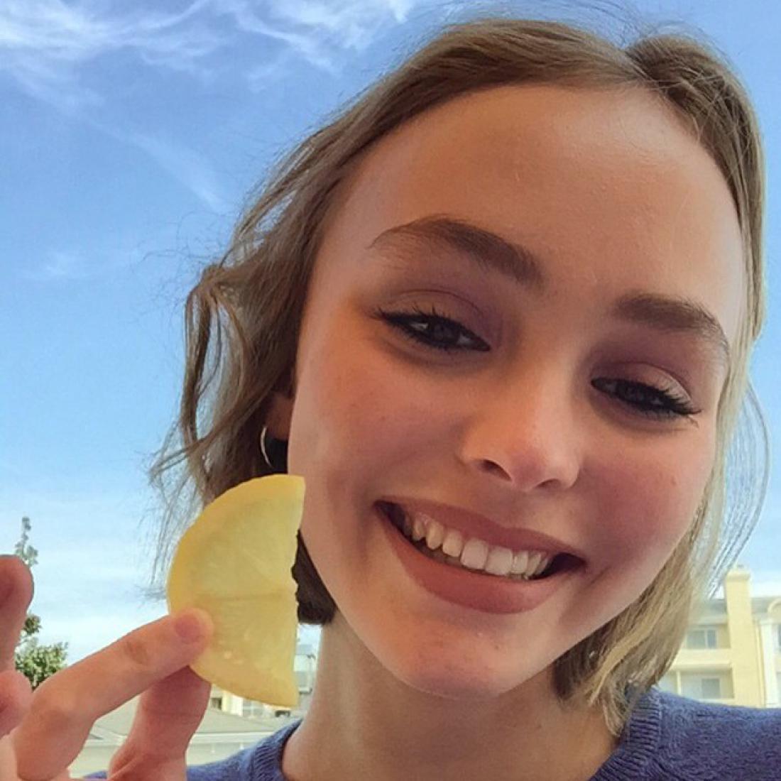 Новые лица: как дочь Джонни Деппа и Ванессы Паради стала моделью