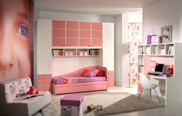 оформление комнаты для дочери-подростка