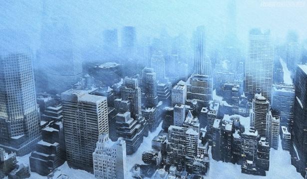 земле новый ледниковый период