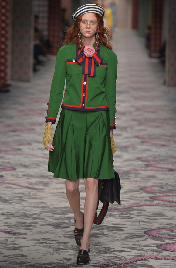 Gucci 2015 показ мод