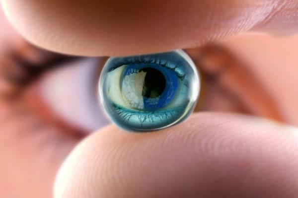 зрение человека фото