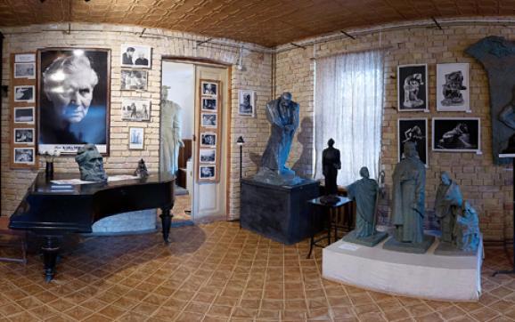 Музей Тычины