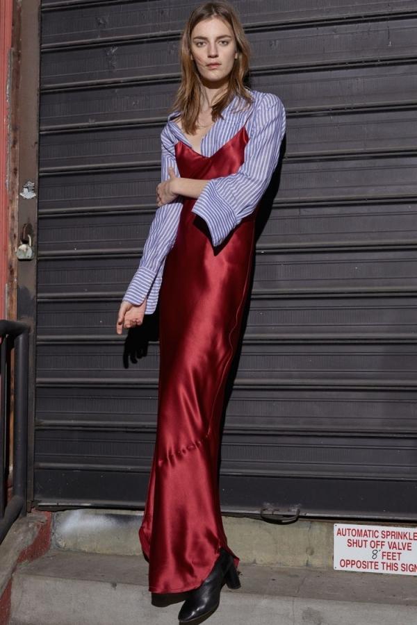 7 новых способов носить рубашку модно