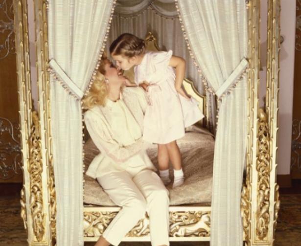 иванка трамп с мамой