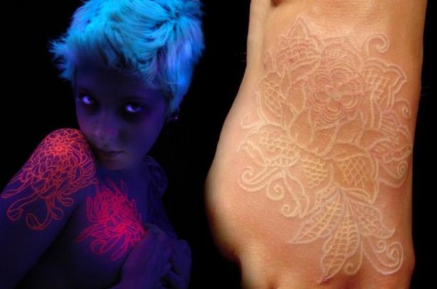 Идеальные рисунки на теле для людей, которые не любят тату