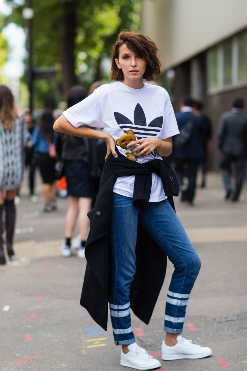 Как носить спортивную одежду и выглядеть стильно: 3 простых образа