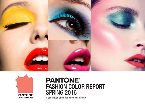 цвета весна 2016