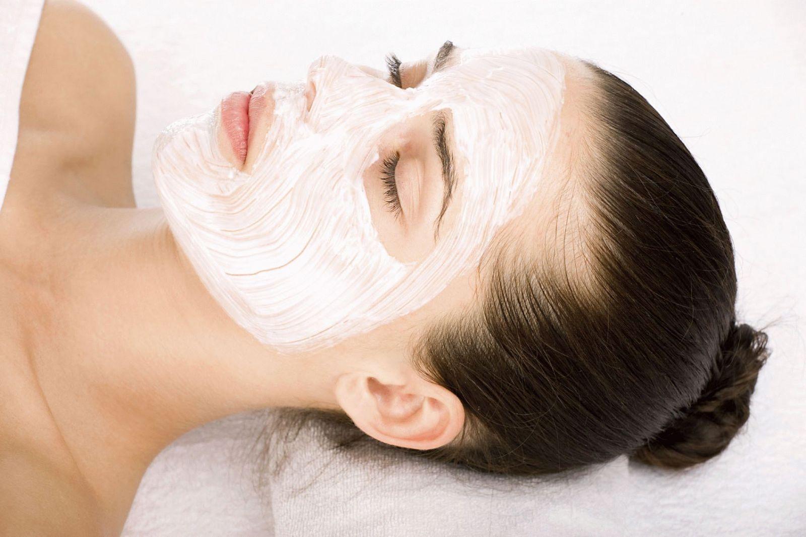 химический пилинг маска