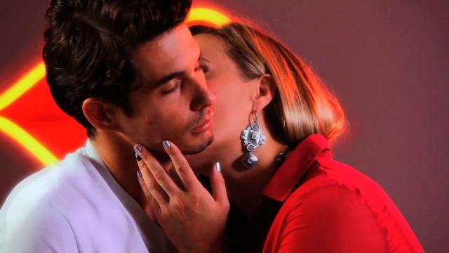 Как любят мужчины целоваться