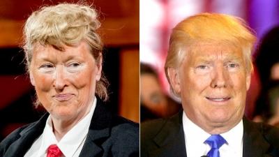 Дональд Трамп стал президентом США. Что наобещал миллиардер-популист избирателям, реакция соцсетей, как голосовали звезды, цитаты - фото №25