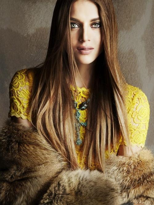 Ombre Hair Color - модный тренд весны 2013 в окрашивании - фото №2