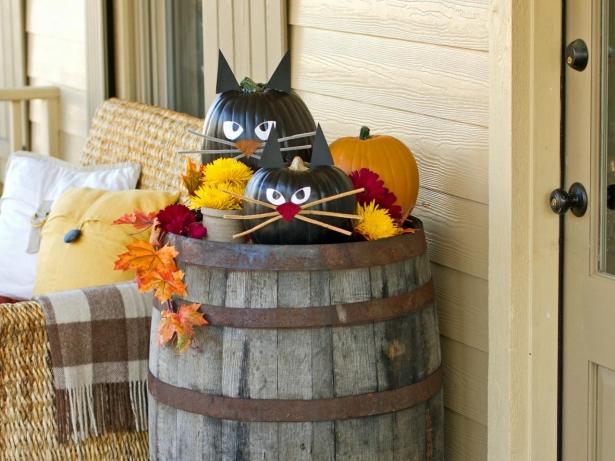 Декор на Хэллоуин: веселые идеи для праздника, которые легко повторить дома - фото №1