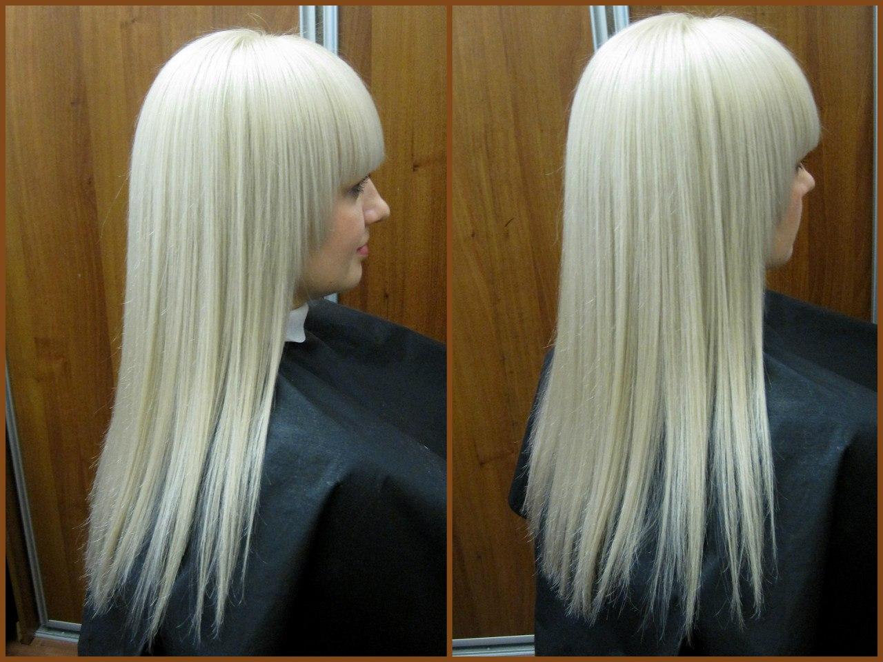 Чем убрать желтый цвет волос после обесцвечивания