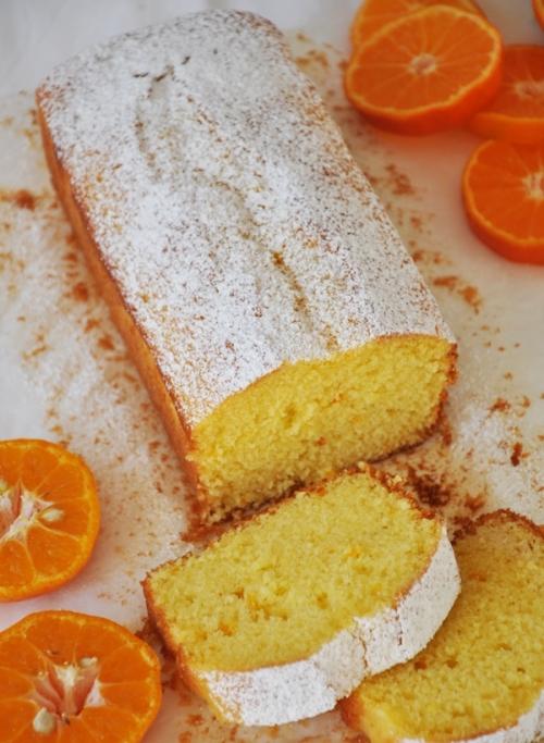 Как приготовить простой апельсиновый кекс: десерт для всей семьи - фото №1