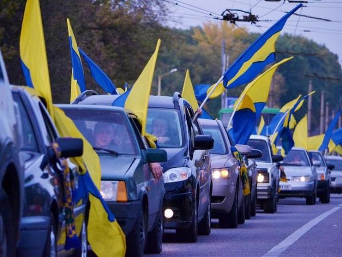 автопробег в честь Кузьмы