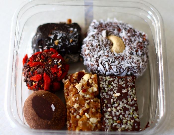 ПП конфеты для худеющих