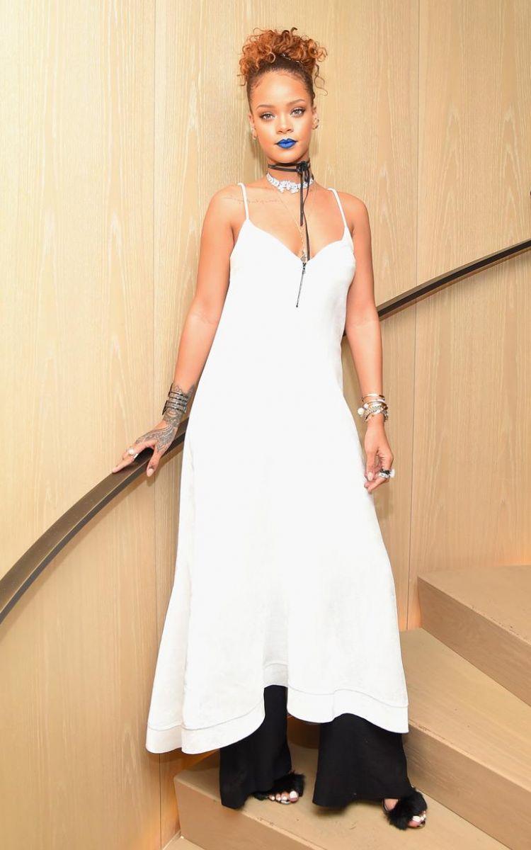 Гости Недели моды весна-лето 2016 в Нью-Йорке: на других поглядеть, да себя показать - фото №13