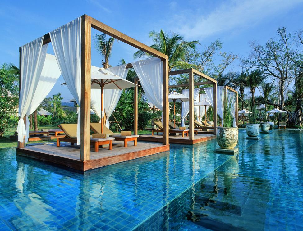 Лучшие отели мира: The Sarojin 5*, Таиланд - фото №1