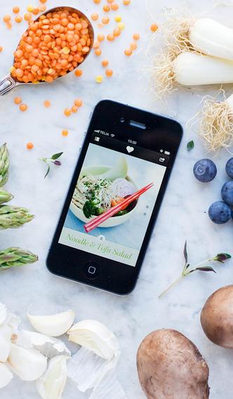 Мобильные приложения для вегетарианцев - фото №7