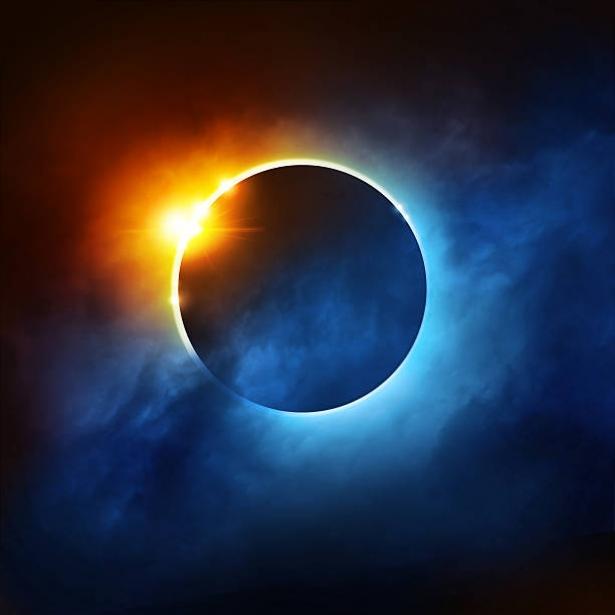 Солнечное затмение 15 февраля