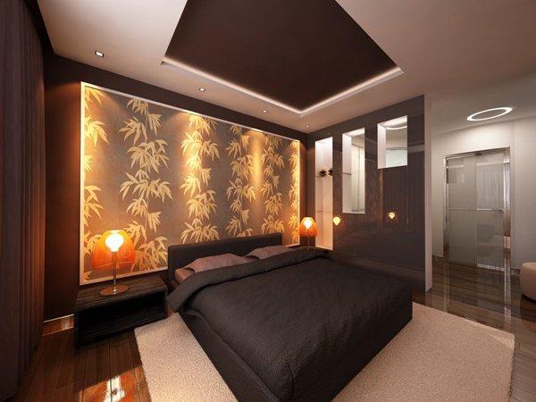 Дизайн спальни для секса