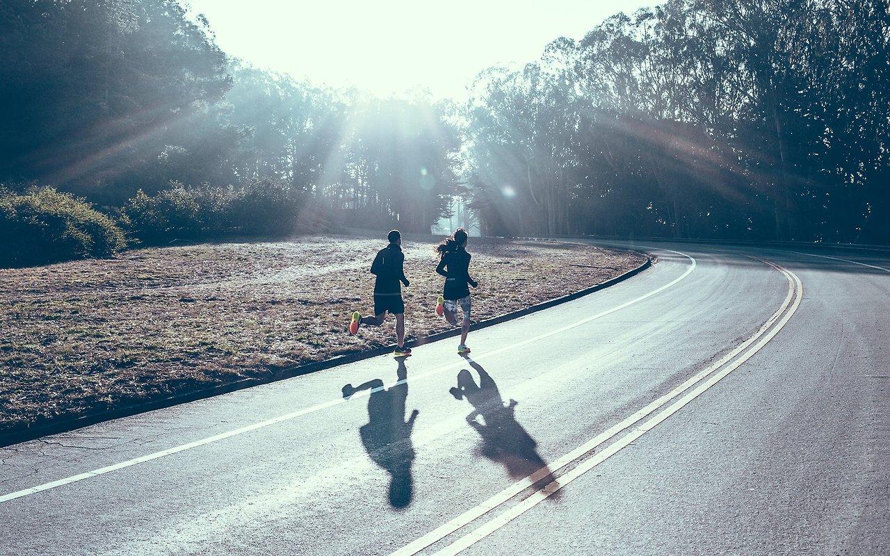 занятия бегом
