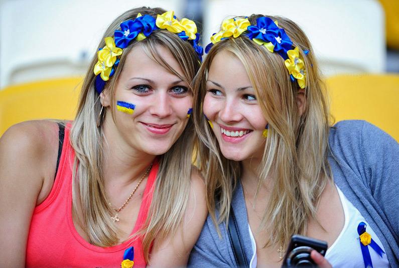украинки самые красивые
