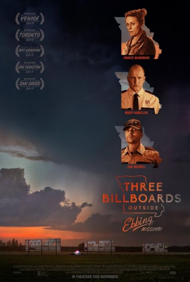 Три билборда на границе Эббинга, Миссури